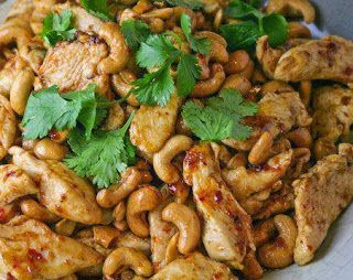 Crockpot Cashew Chicken-best healthy recipes in the world