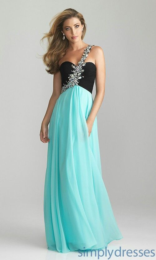 17 Best ideas about Blue Party Dress on Pinterest | Hi low outfits ...