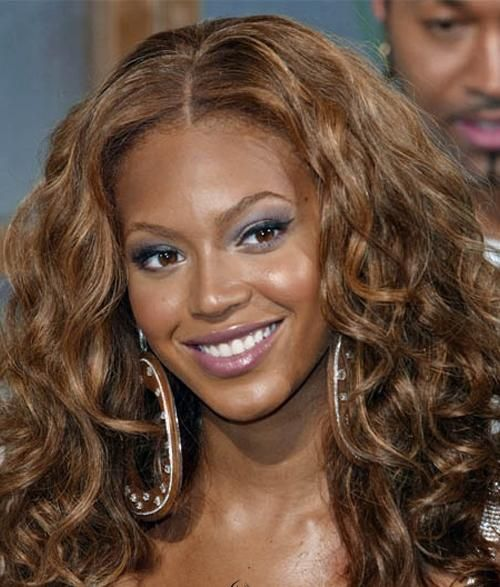 Discount african american wigs beyonce knowles 20 quot wavy lace front