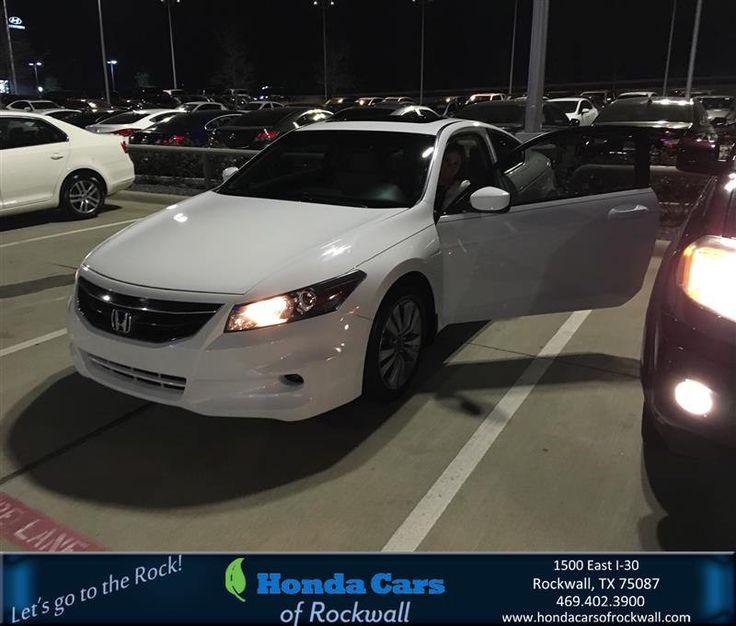 Congratulations kimberly on your honda accord cpe from