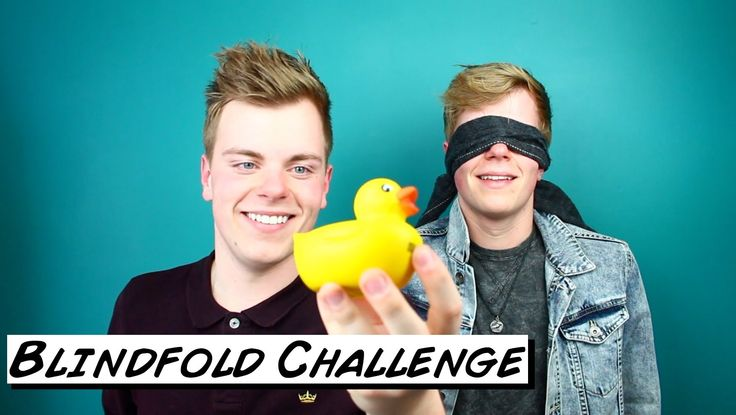 YUCK! #British twins do the Blindfold Challenge on @YouTube! We hope you found it hilarious! http://youtube.com/nikinsammy http://twitter.com/nikinsammy http://facebook.com/nikinsammy