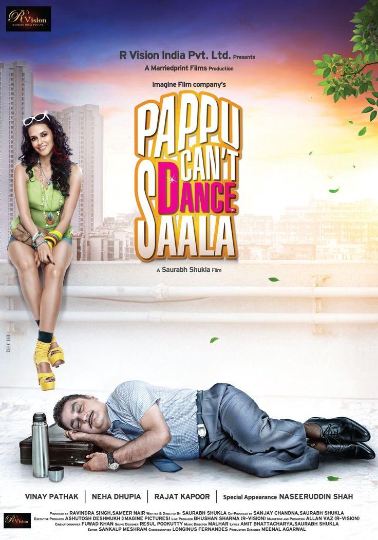 Pappu Can't Dance Saala | [16-Dec-2011] | Language: Hindi | Genres: #Drama | Lead Actors: Vinay Pathak, Neha Dhupia, Sanjay Mishra | Director(s): Saurabh Shukla | Producer(s): Saurabh Shukla | Music: Malhar | Cinematography: Fuwad Khan | #cinerelease #cineresearch #cineoceans #offbeatmovie #2011cinema #PappuCan'tDanceSaala