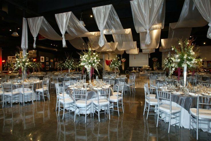 90 best wedding decoration images on pinterest wedding for Budget wedding table decorations
