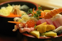 Sushi Go 55, 333 S Alameda St, Ste 317, Los Angeles, CA 90012 (Little Tokyo, bargain lunch sushi) $$