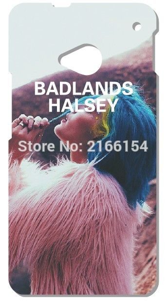 >> Click to Buy << Halsey Badlands Cell phone Cover For HTC one X M7 M8 M9 For Samsung Galaxy E5 E7 S3 S4 S5 Mini S6 S7 Edge Plus Note 3 4 5 Case #Affiliate