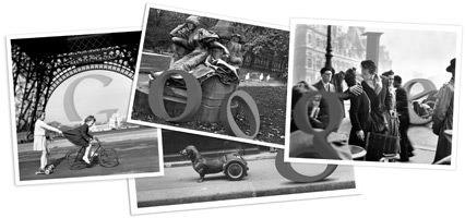 Használtátok ma a Google keresőt?   A ma 100 éve született Robert Doisneau, francia fotóművészre emlékeznek, aki az utcai fotózás jeles képviselője, témái főleg az átlagemberek, a hétköznapi pillanatok voltak.