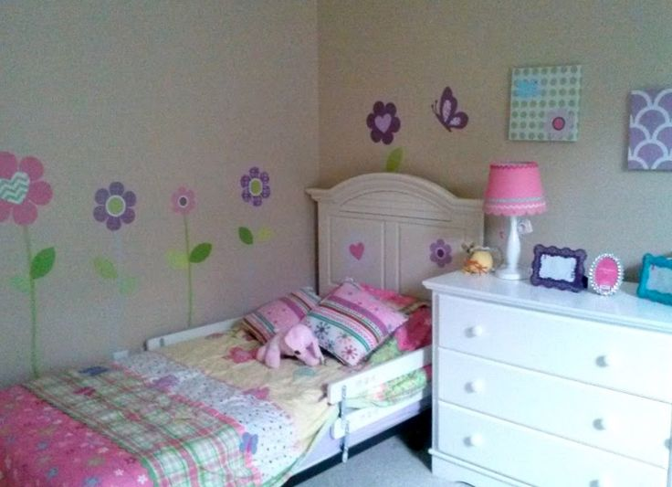 Decoracion cuarto ni a girl 39 s rooms valeria camila - Cuartos de bebes decorados ...