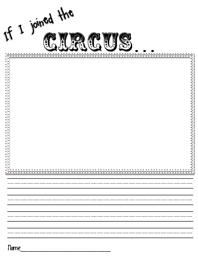 essay writing about circus