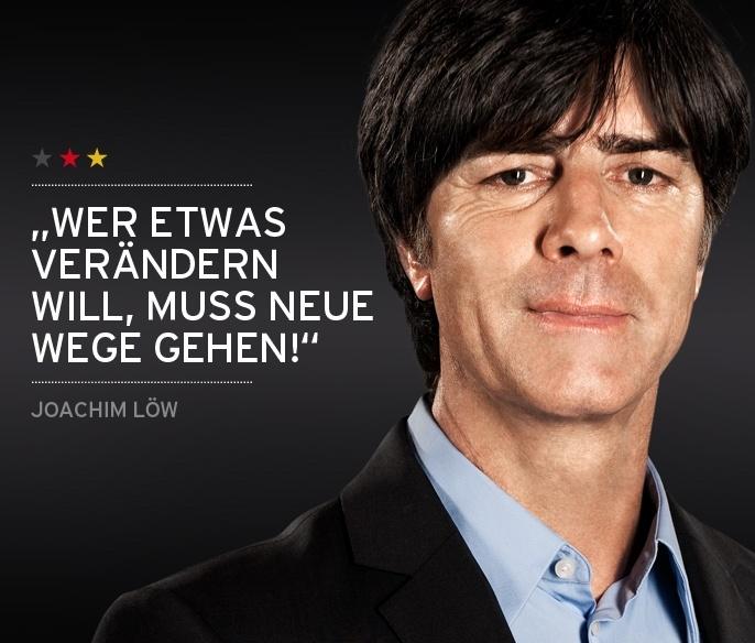 DFB - Die Nationalmannschaft • Sportliche Leitung - Trainer - Joachim Loew