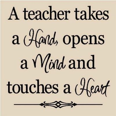 Thank you best quotes for teachers