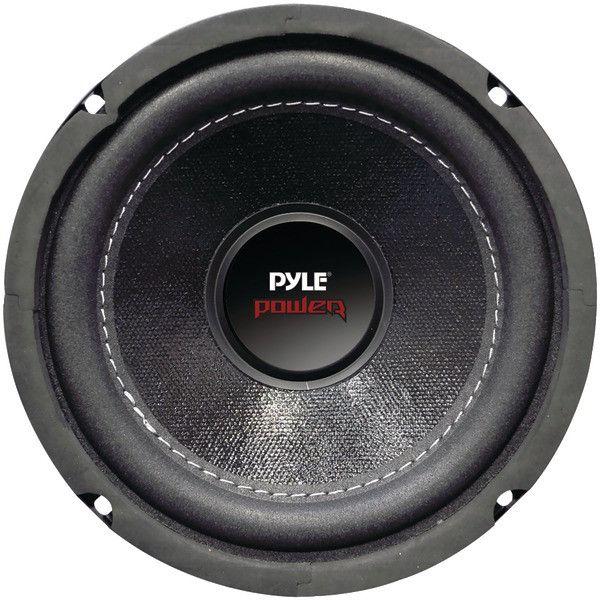 "Pyle PLPW8D Power Series Dual Voice-Coil 4? Subwoofer (8"", 800 Watts)"
