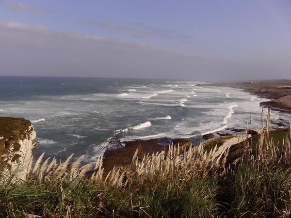 Cuando el mar se vuelve blanco #Cantabria #inspiracionJyN