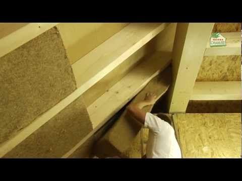 Thermo-Chanvre - Les matériaux de construction et d'isolation naturel - YouTube