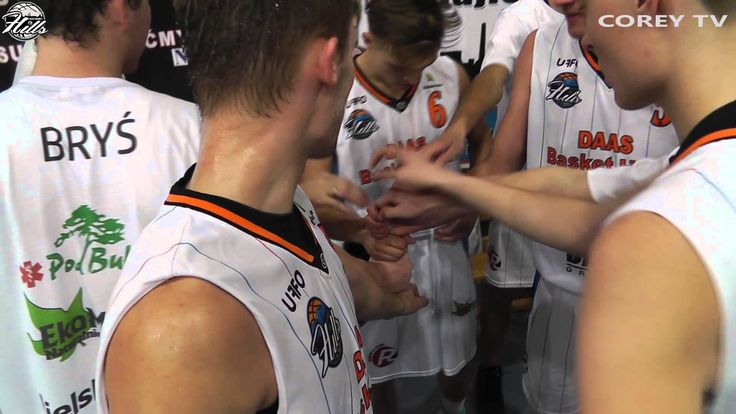 DAAS Basket Hills Bielsko-Biała - Ofensywa Racibórz 69:52 17.10.2015