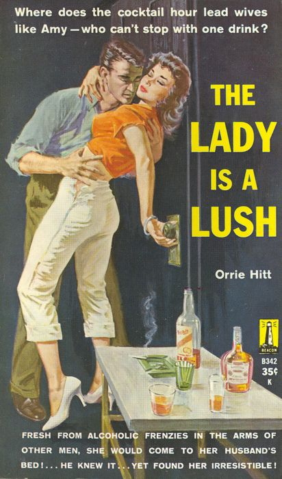 The Lady is a Lush: Where does the cocktail hour lead ...