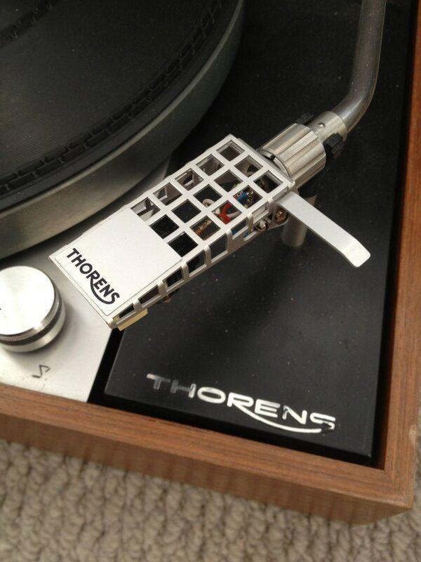 Thorens #turntable #classical via @jhtreynolds