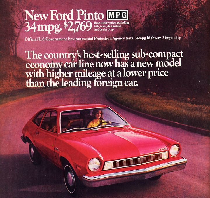 1974 Ford Pinto Lineup: 25+ Best Ideas About Ford Pinto On Pinterest