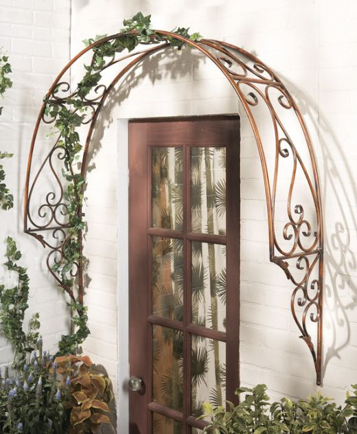 Arbor Over Gate Ideas: 17 Best Ideas About Garden Arches On Pinterest