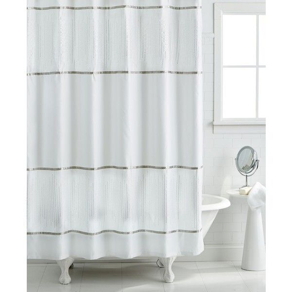 J Queen New York Skyline 72 X 72 Shower Curtain 30 Liked On Polyvore Featuring Home Bed