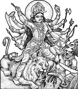 How to do by Vinod: Story of Navratri and Durga Puja