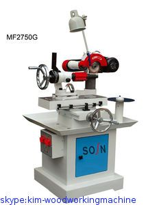 Industrial knife sharpening machines MF2750G sharpening cutter drill saw blade and planer from China