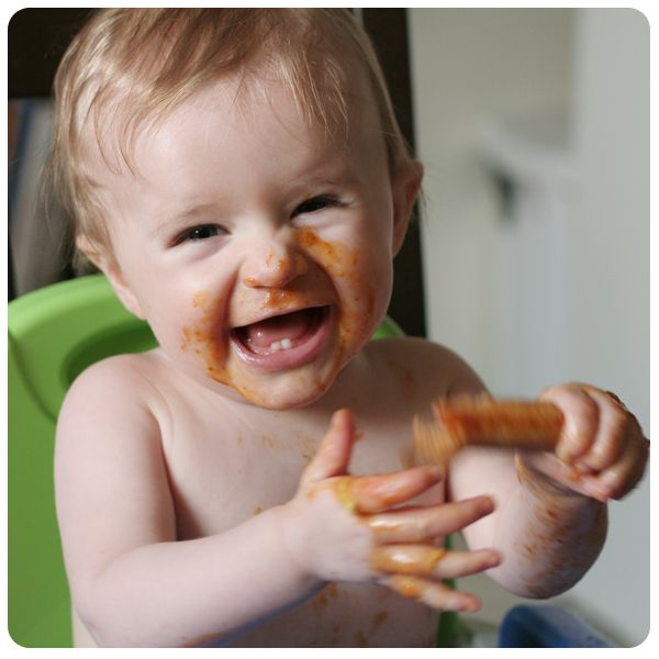 Getting Started With Baby Led Weaning | Hellobee