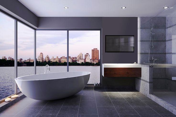 Bathroom TV - Waterproof TV - HD Bathroom Televisions & Waterproof Shower LED TVs