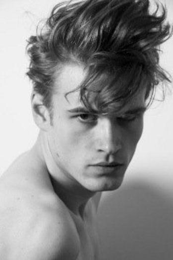 Men's hairstyle | Marius Bonath
