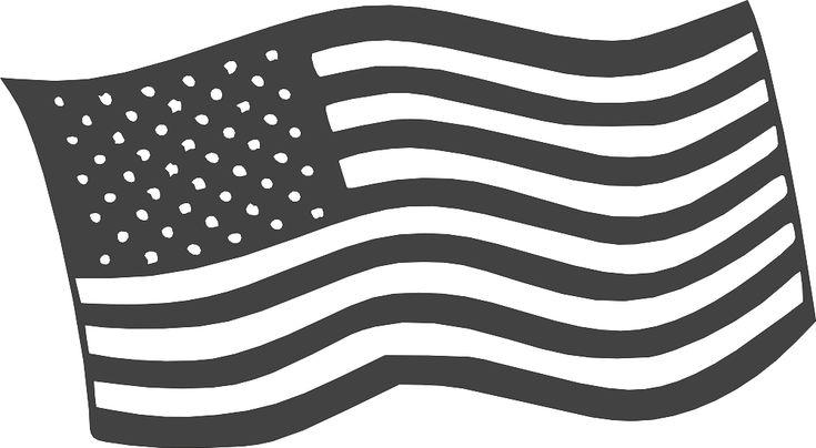 Download Free #American Flag Free Dxf File - Free Download https ...