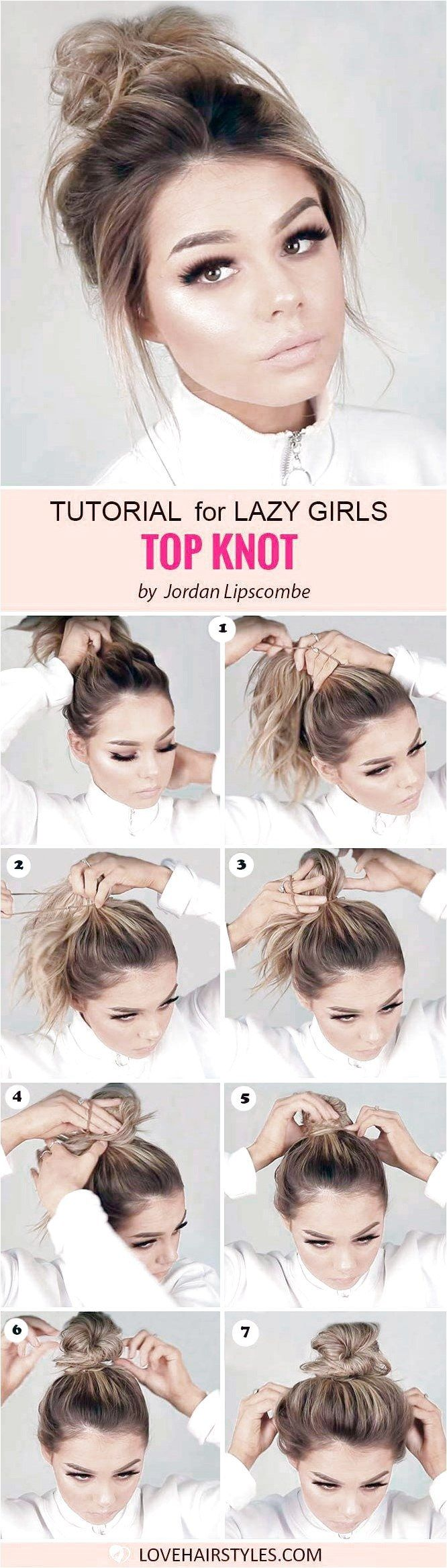 Easy hairstyles for medium hair exist � lazy ladies, it is time to rejoice! Has it ever occurred to you that you are entirely bored of that same way…