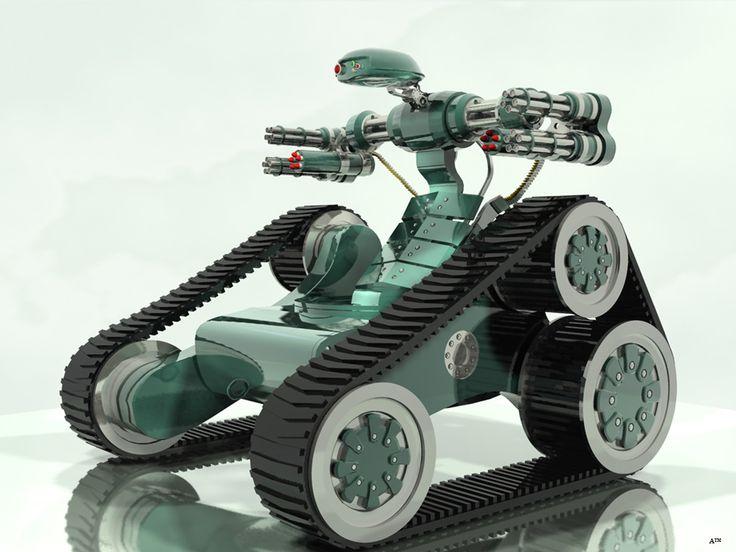 Robot (wallsave, 2013)