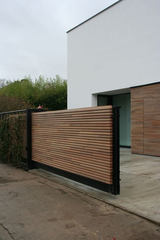31+ Good Inspiring Fence Gate For Your Design Inspiration