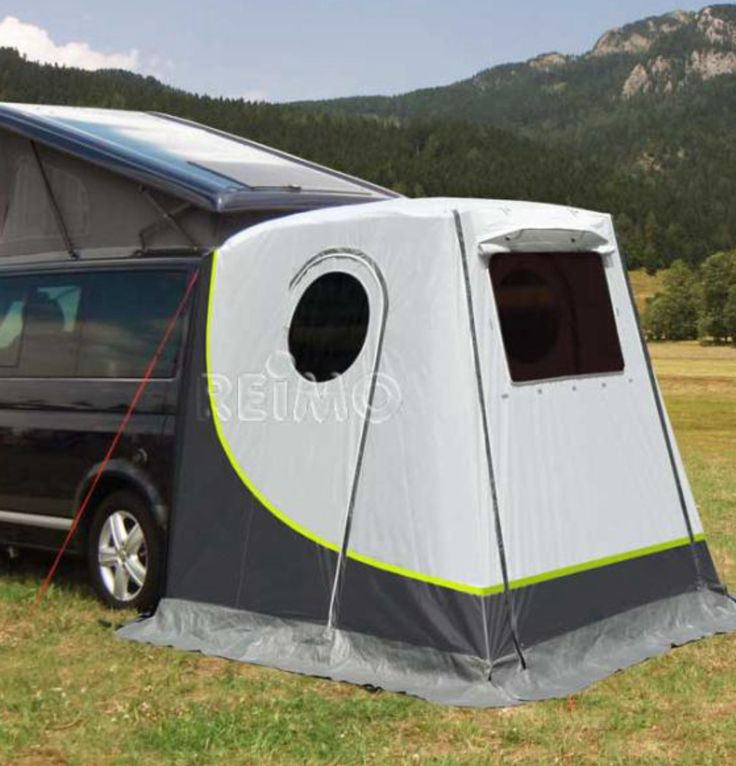 Reimo Upgrade 2 Cabin Tailgate Tent for VW T4, T5 & T6 ...