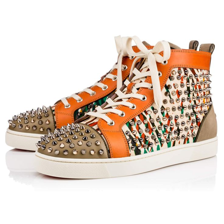 ec279f1f04b7 Men Shoes - Louis Nappa Laminato Strass - Christian Louboutin ...
