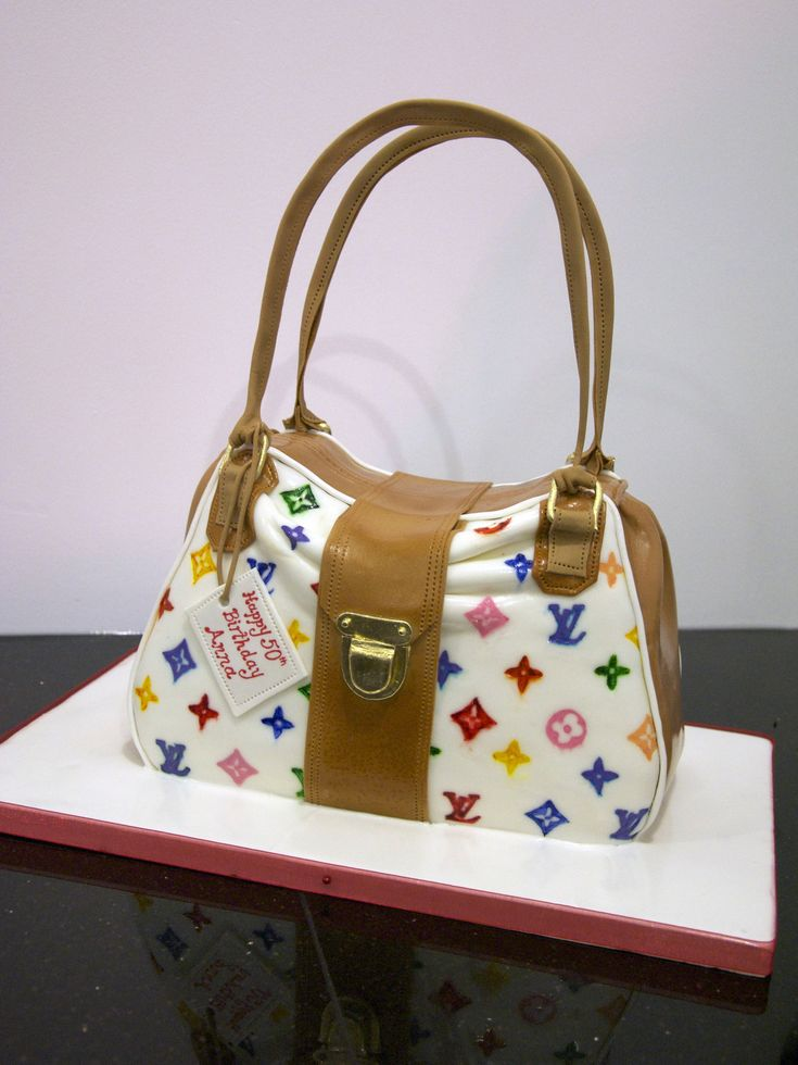 1000+ images about Louis Vuitton bag cake on Pinterest : Fashion, Louis vuitton and Google