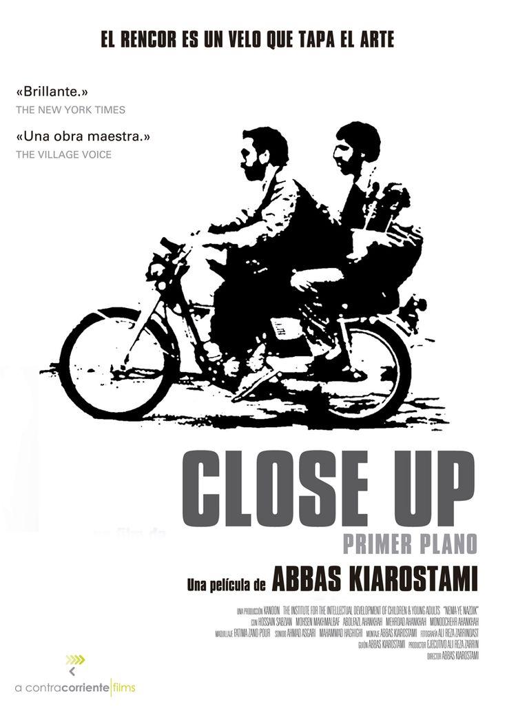 Close up [Vídeo-DVD] / dirección, Abbas Kiarostami