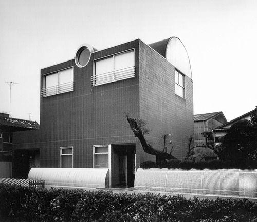 Arata Isozaki,Irahara House, 1980