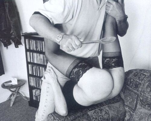 Everyday household items used for bdsm Love her