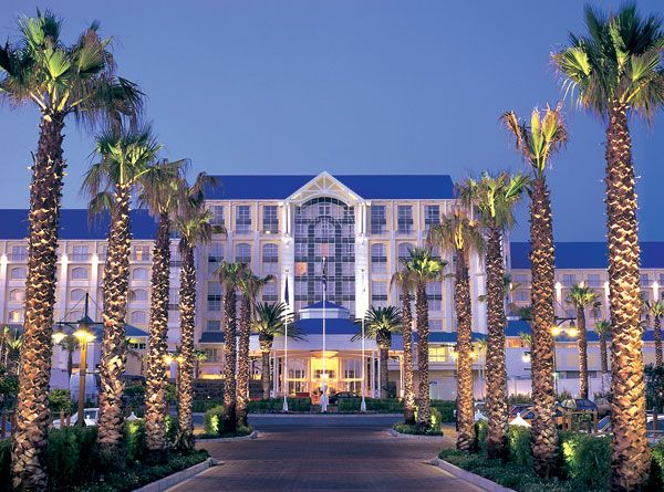 The Table Bay Hotel, located on Cape Town's Victoria & Alfred Waterfront