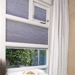 The 7 best Plissé gordijnen images on Pinterest | Honeycomb blinds ...