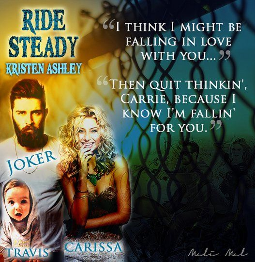 Goodreads | Ride Steady (Chaos, #3) by Kristen Ashley — Reviews, Discussion, Bookclubs, Lists