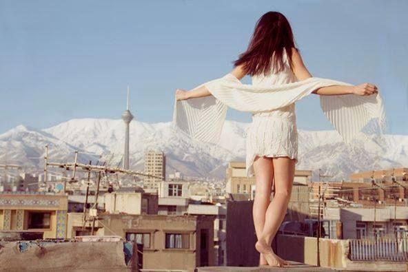 伊朗婦女真情告白:要不要戴面紗,我們自己選擇