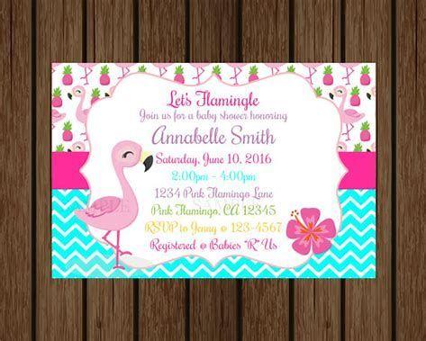 Resultado de imagem para free Printable Pink Flamingo Invitations