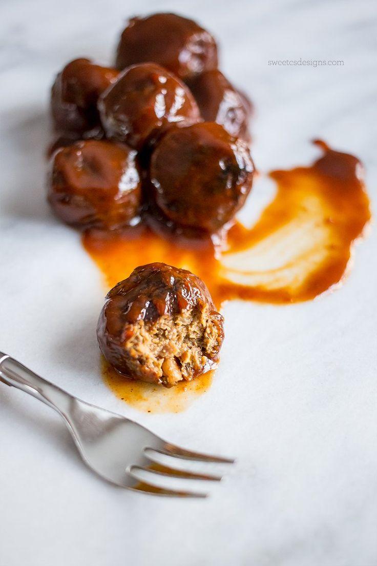 Vegan Paleo BBQ meatballs | Vitamix Recipe