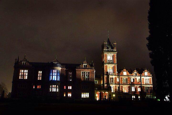 Beautiful building, Crewe Hall