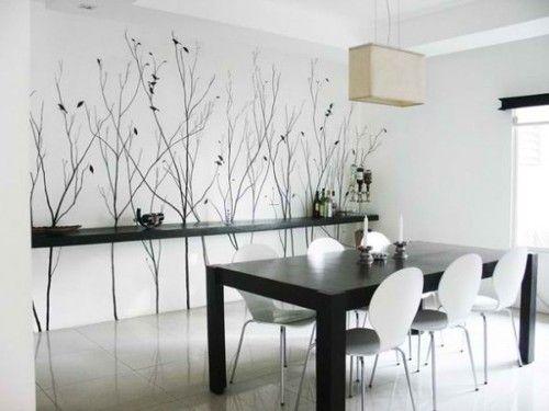 Dining room wall?