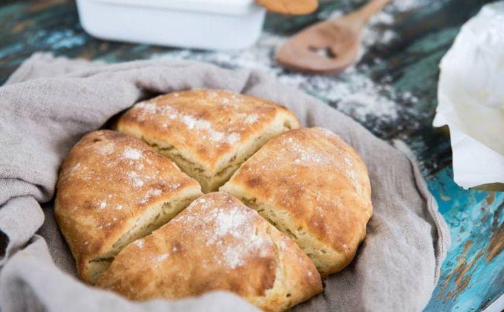 Scones – Recept på enkla scones