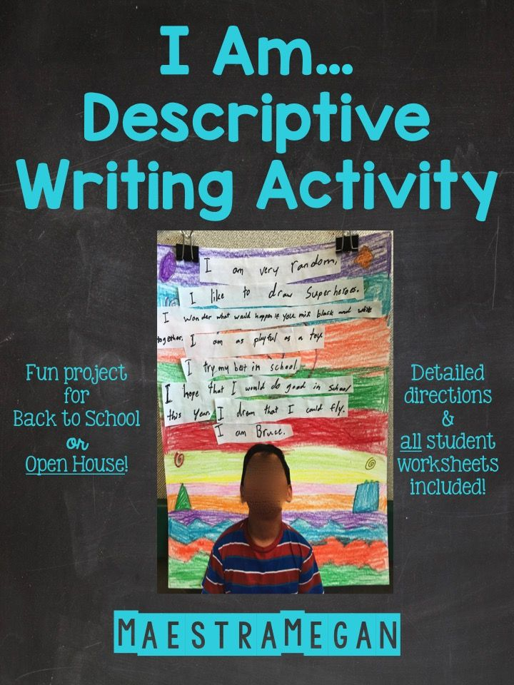 writing activities for high school english