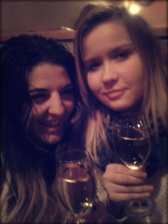 Fun with best friend!!