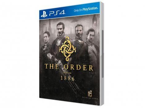 [PS4] Jogo / Filme - The Order: 1886 - Magazine Luiza R$ 53,90